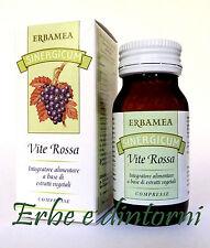 VITE ROSSA Sinergicum 50 cpr.da 750 mg  Circolazione, varici, emorroidi