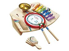 5 in 1 Musikstation Instrumente Kinder Xylophon Trommel Playtive Junior