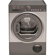Hotpoint Aquarius TCFS73BGG 7kg Condenser Tumble Dryer Graphite