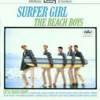 The Beach Boys - Surfer Girl/Shut Down Volume 2 (NEW CD)