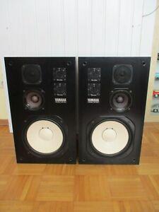 Yamaha Boxen Studiolautsprecher NS-344 High End