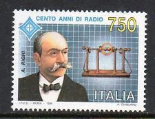 ITALY MNH 1994 SG2241 100 YEARS OF RADIO