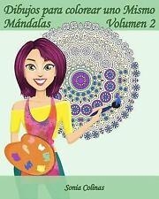 Dibujos para Colorear uno Mismo - Mándalas: Dibujos para Colorear uno Mismo -...