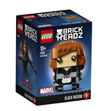 [LEGO] Creative Play Brick Headz 41591 Black Widow 2017 Version Free Shipping