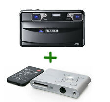 New Boxed Fujifilm REAL 3D W1 Digital Camera + HD Player HDP-L1