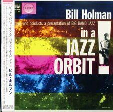 BILL HOLMAN-IN A JAZZ ORBIT-JAPAN MINI LP CD F04