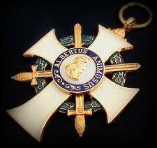 GÖDE Orden Militär Sammlung SACHSEN Albrechts - Orden 1850