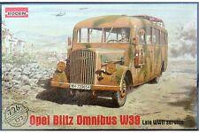 RODEN 726 1/72 Opel Blitz Omnibus Model W39 Late WWII Service