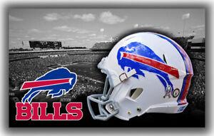 Buffalo Bills Football Team Memorable Flag 150x90cm 3x5ft Decor Best Banner