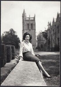 YZ1207 England 1964 - Bristol - Barrow Gurney Court - Photo Period