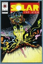 Solar: Man of the Atom #17 (Jan 1993, Valiant) [X-O Manowar] Grau, Quesada