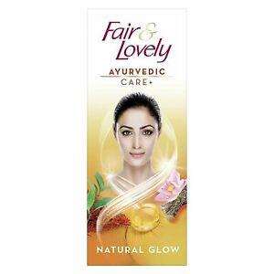 Fair And Lovely Ayurvedic Care Fairness Lightening Cream Skin Face 50g