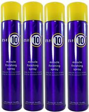 It's A 10 Miracle Finishing Spray 10oz Pack of 4