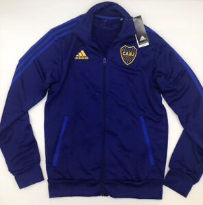 Boca Juniors Jacket Adidas S-M-L New with Tags