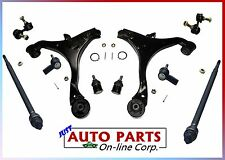 CONTROL ARM BALL JOINT INNER & OUTER TIE ROD SWAY BAR CIVIC 01-05 ACURA EL 01-05