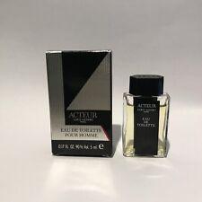 Loris Azzaro ACTEUR Edt miniature parfum 5ml