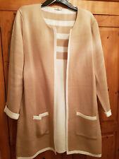 Ladies Casual Cardigan/Coat Size UK 20