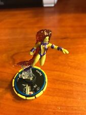 HEROCLIX DC ICONS #023 STARFIRE EXPERIENCED