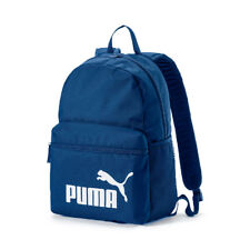 Puma Phase Rucksack Sport Casual Travel School 75487 09 Blue