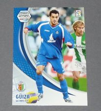 GÜIZA ESPAÑA GETAFE C.F.S.A.D. ESPAGNE PANINI CARD FOOTBALL LIGA 2007-2008