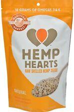 Hemp Hearts Raw Shelled Hemp Seed, Manitoba Harvest, 8 oz