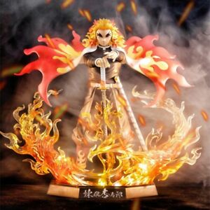 Demon Slayer Rengoku Kyoujurou Kimetsu No Yaiba Action Figures Toys
