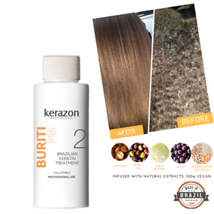 Brazilian Keratin Treatment Professional Salon Tratamiento de Keratina