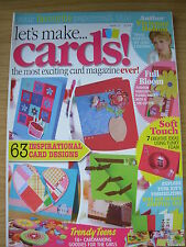 LETS MAKE CARDS CRAFT MAGAZINE ISSUE 11 63 INSPRIRATIONAL DESIGNS CARDS & MORE