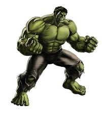 Hulk Increíble Verde Diversión dibujos animados Pegatina gráfica Vinilo Etiqueta