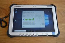 Panasonic toughpad fz-g1 i5 8gb 128gb SSD GPS Gobi 3000 WLAN BT 830 Hours