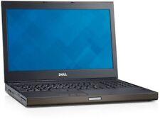 DELL Precision M4800 i7-4700mq 4x2, 40GHz qk2100m 16gb 750gb USB3 FHD BLT TB W10