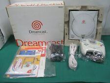 SEGA -- Dreamcast Console System HKT-3000 -- JAPAN Game. Work. 00022