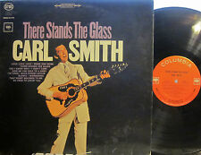 Carl Smith - There Stands the Glass  (black 360 Columbia CS 8973) (PS on the BC)