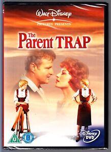The Parent Trap DVD Hayley Mills Region 4 (AUS) New & Sealed