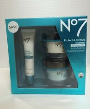 No 7 Protect & Perfect Intense Advanced Anti-Aging Skincare System