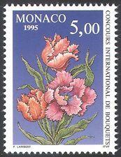 Monaco 1995 Parrot Tulips/Flower Show/Fleurs/Plantes/Nature/Exposition 1 V n42059