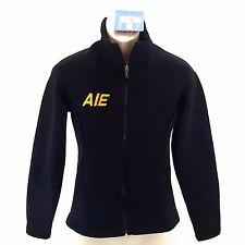 Patagonia Full Zip Synchilla Black Fleece Jacket Womens XS Branded Retail
