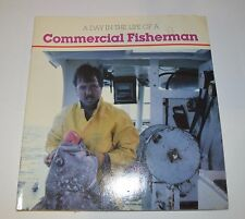 A day in the life of a Commercial Fisherman book captain of Kaye-D Florida coast