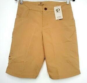 NEW PEARL IZUMI Men's Canyon Shell Mountainbike Shorts 38 Brown Riding Size 28