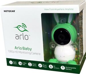 Netgear Arlo® ABC1000-100EUS Cloud WLAN 1080p Baby Smart HD Camera NEU OVP MwSt.