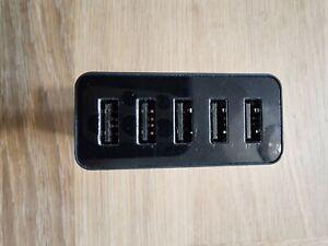 Anker 5 Port USB Charger