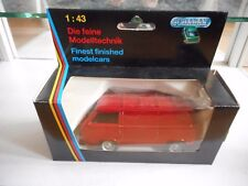 Schabak VW Volkswagen Transporter T3 Syncro in Red on 1:43 in Box