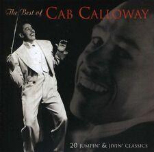 Best Of Cab Calloway - Cab Calloway (2013, CD NEUF)