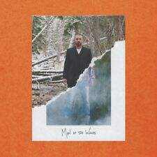 Justin Timberlake - Man Of The Woods 5th Album Audio CD Korea Import New