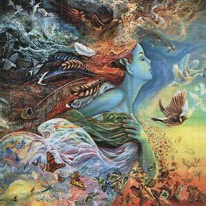 Mother Nature - Blotter Art