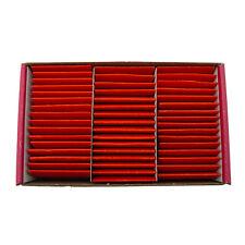 Orange Tailor's Chalks - Box of 48 Pcs. Sewing & Tailoring Chalk
