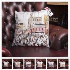 Coussins et galettes de sièges art déco en velours pour la décoration du salon