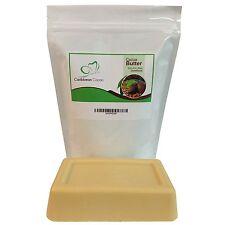 Manteca De Cacao Pura 100% Natural - Organica Sin Refinar - Bloque De 1 Libra