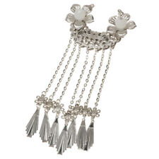 Chinese Style Flower Alligator Hairclip Tassel Hairpin Hair Clip Accessories