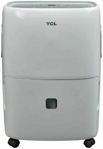 TCL 20 Pint  Portable Dehumidifier with Auto Defrost
